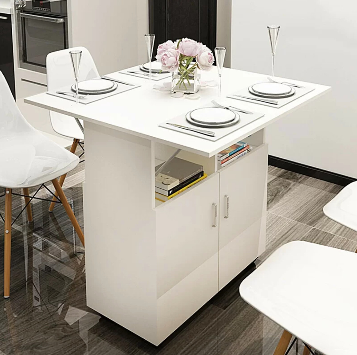 - Dining Tables For Small Spaces - Small Spaces - Lonny