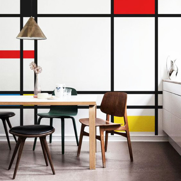 8 Rooms Inspired By Famous Art