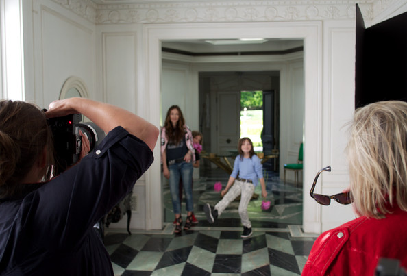 More To Love: May 2013 Cover Shoot with Kelly Wearstler