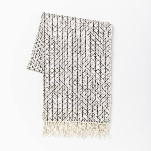 West Elm Throw Blanket Beauteous HandLoomed Silk Throw By West Elm The 60 Best Throw Blankets For