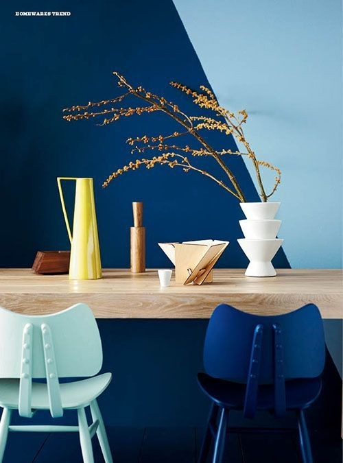 The Blue Hue Pinterest Loves