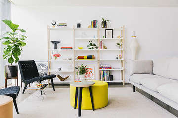 This Shelving Can Be Used In Basically Any Room