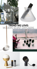 Trend We Love: Modern Scent Diffusers