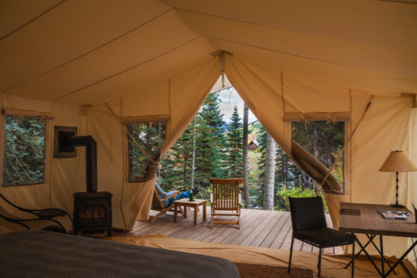 The Total Package Glamping Retreat