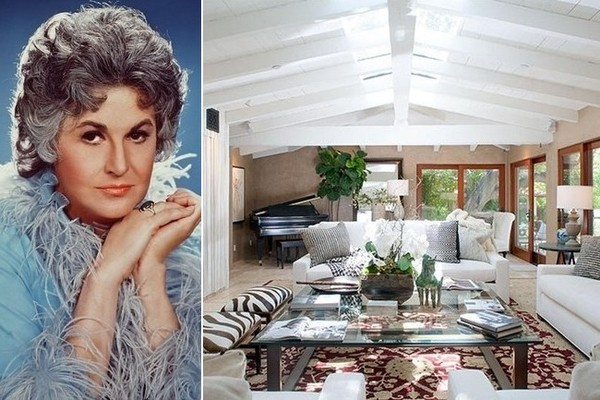 Golden Girls star Bea Arthur's Estate Sells for Millions