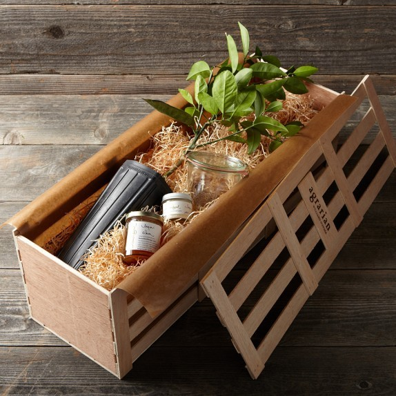 The Preserved Lemon Crate by Agrarian