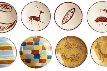 Brighten Your Table with Hand Painted Ceramic Bowls