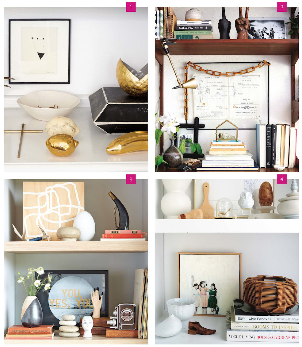 Bookshelf Styling Tips from HGTV's Emily Henderson