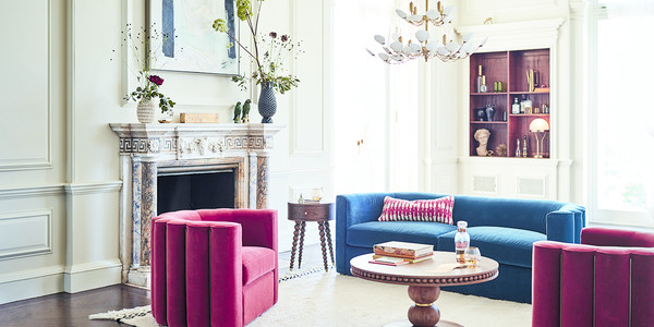 Fantastic Anthropologie And Soho Homes New Collab Is A Design Lovers Uwap Interior Chair Design Uwaporg