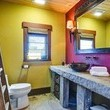 Pink and Carey Hart's Guest Bathroom