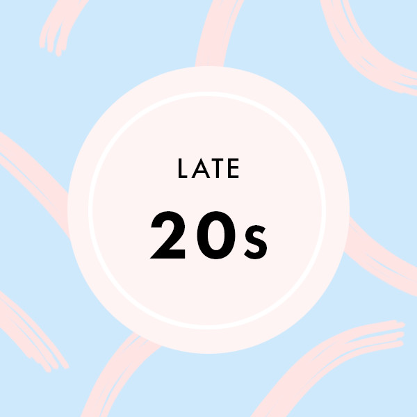 Late 20s