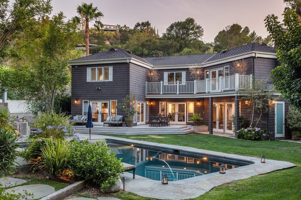 Neil Patrick Harris's California Compound