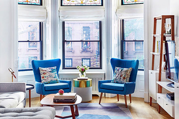 Eclectic Brooklyn Brownstone Townhouse Renovation Park Slopes