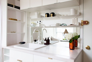 Five Ideas to Steal From a Tiny New York City Kitchen