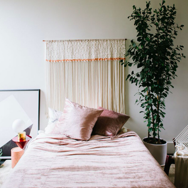 Headboard Alternatives That Will Complete Your Bedroom Look