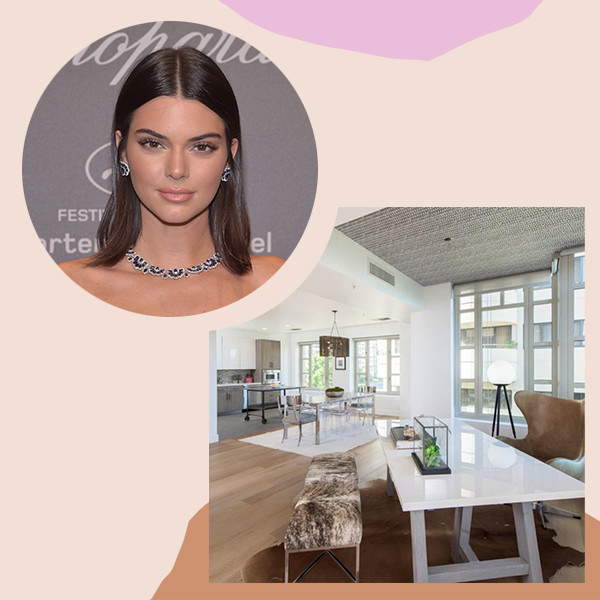 Kendall Jenner's Chic Condo
