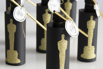 Four DIY Projects to Make Your Oscar Party Ultra Fabulous
