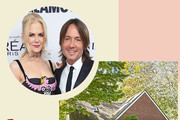 Nicole Kidman And Keith Urban's Rustic Tennessee Retreat Is All About Country Living