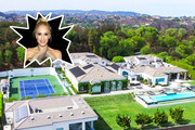 See Gwen Stefani's $35 Million Eclectic Rockstar Home