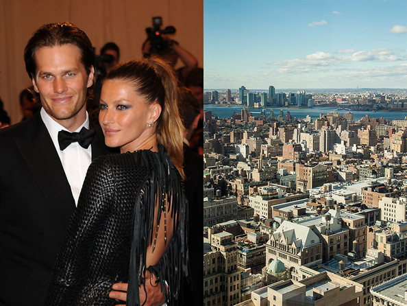 Tom Brady and Gisele Bundchen's NYC Apartment