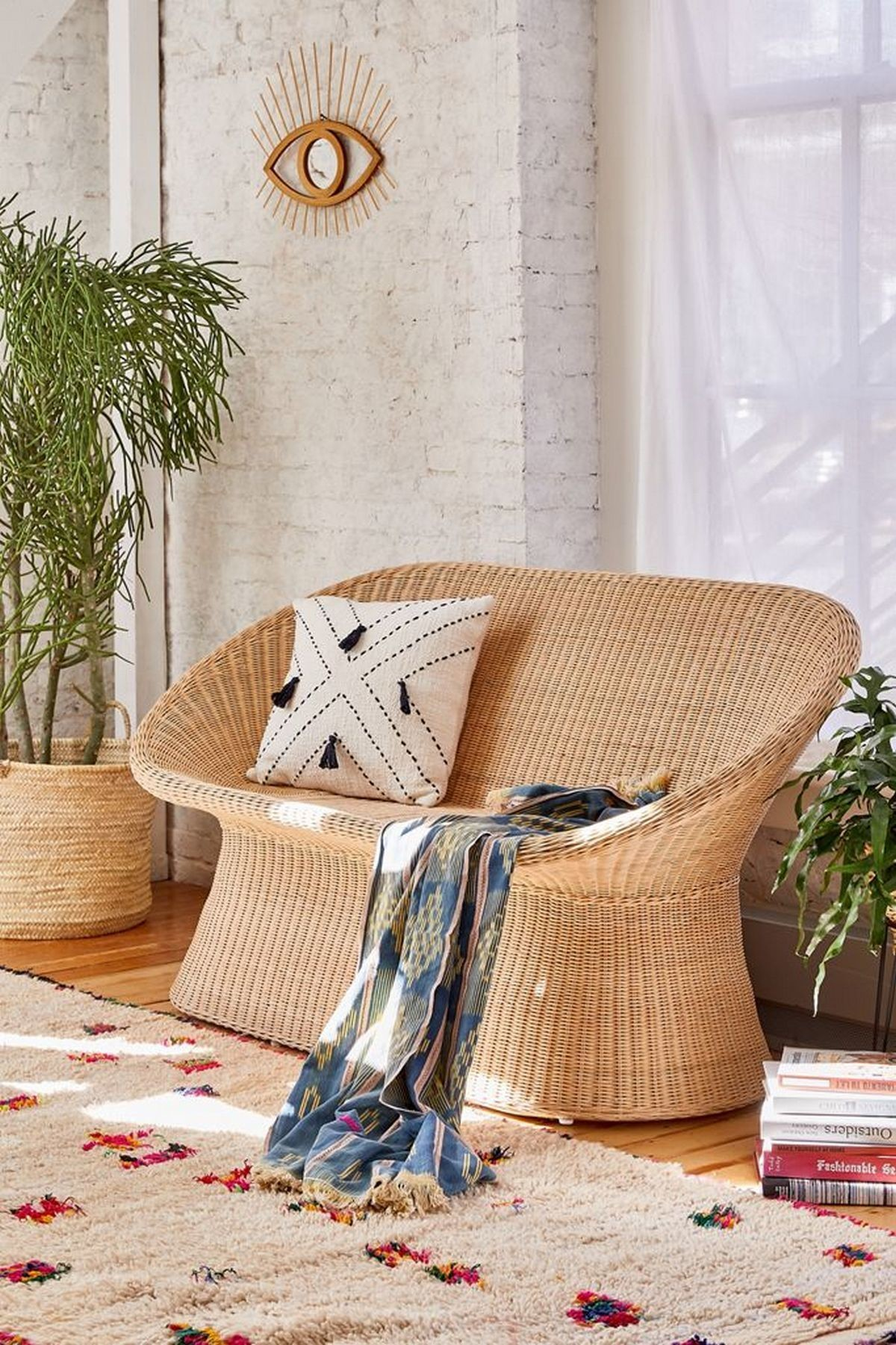 Wicker Furniture Ideas For Your Home In 2020