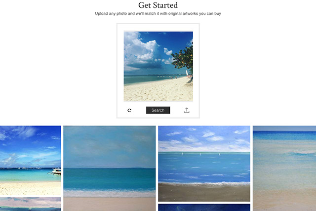 This New Tech Helps You Find Art Based On Your Travel Pics