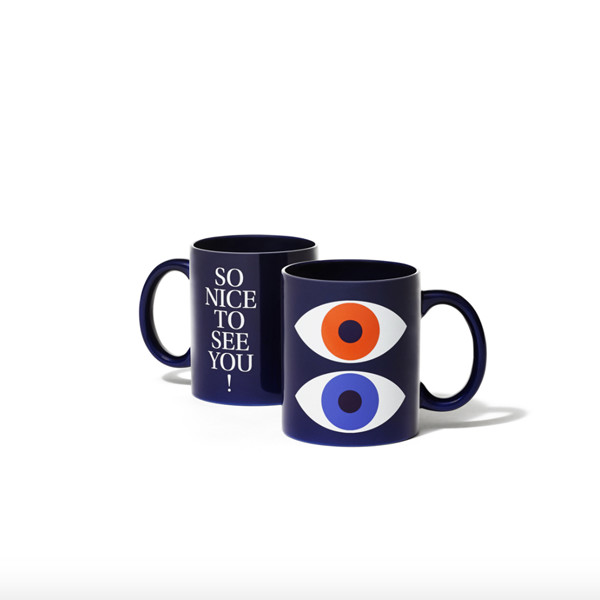 Warby Parker Nice To See You Mug