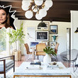 Sophia Bush's Modern Living Room