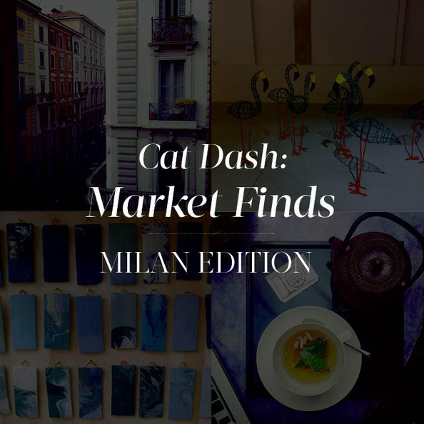 Market Finds: Milan Edition