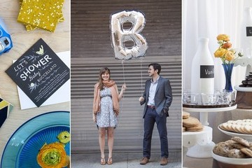 Party Time: A Cool Co-Ed Baby Shower