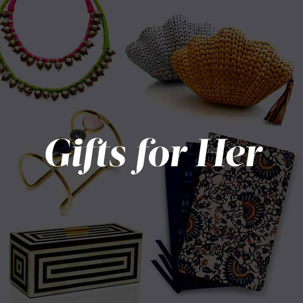 Lonny's 2013 Gift Guide: For Her