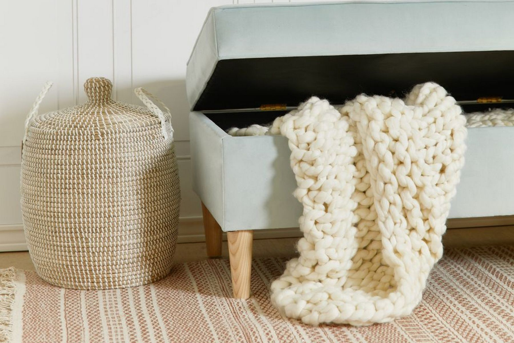 The Best Chunky Knit Blankets For 2020