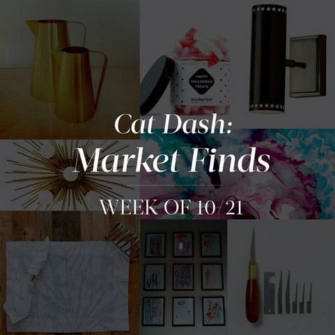 Market Finds: Week of October 21, 2013