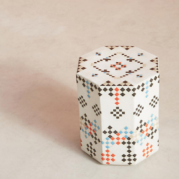 A Printed Stool