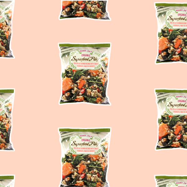 The Best Lunches Of Trader Joe's Frozen Aisle