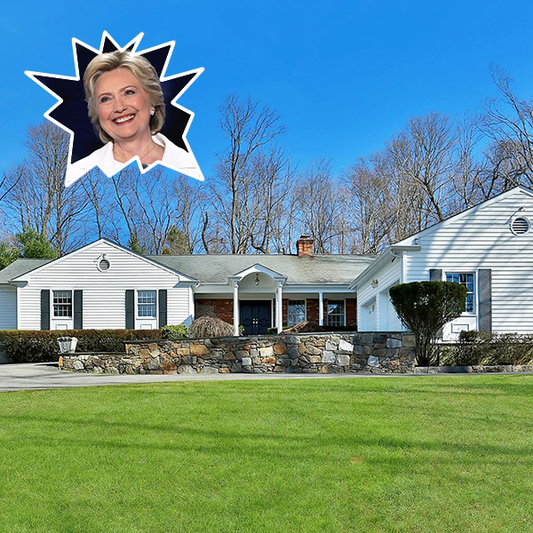 The Clintons Buy The House Next Door in Chapaqqua