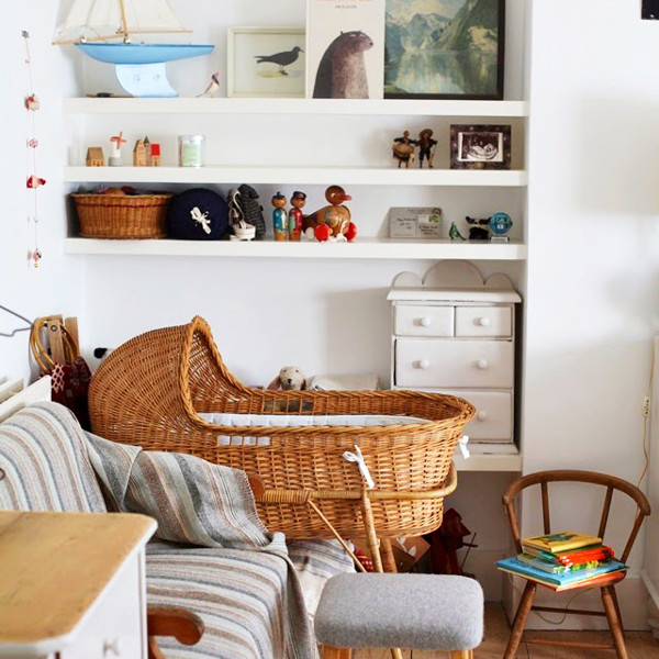 Tips For Stylish Small Space Nurseries