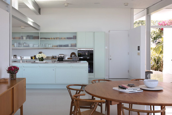 Minted Kitchen
