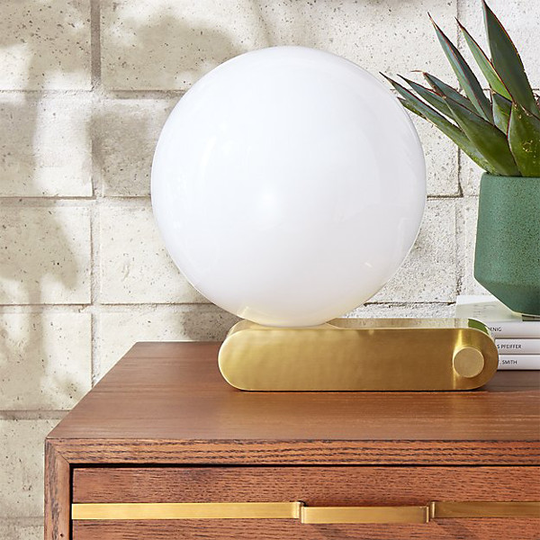 Sculptural Sphere Cb2 And Fred Segal Launched A Line And
