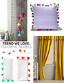 Trend: Colorful Tassles