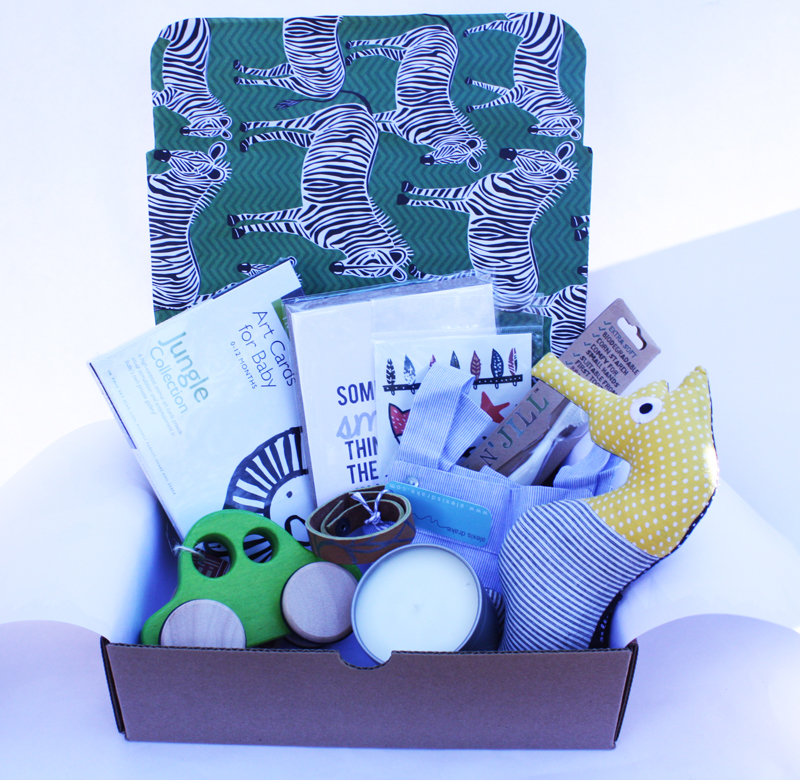 Gift Giving for New Moms: A Little Bundle
