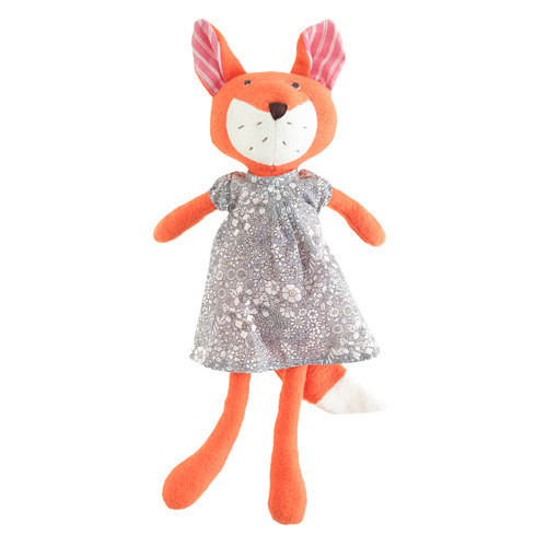 Miss Flora Fox Doll by Hazel Village
