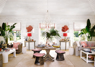 Alessandra Branca's Tips for Decorating in the Tropics