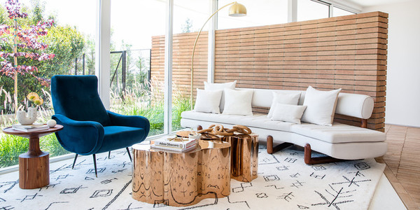Celebrities With Amazing Mid Century Modern Homes Lonny