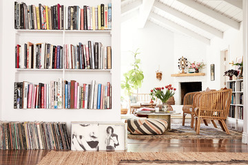 Inside Designer Eliza Gran's Bright Los Angeles Home