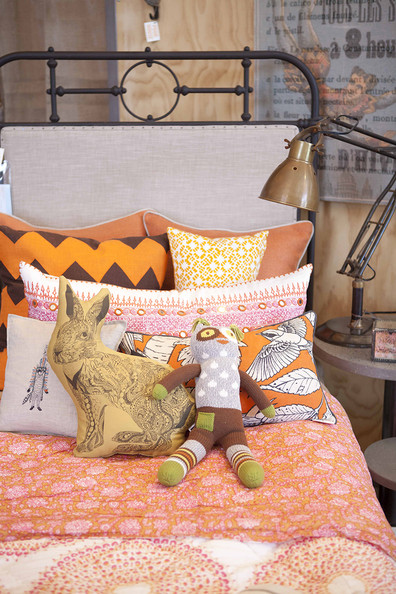 Bedknobs And Bunny Pillows