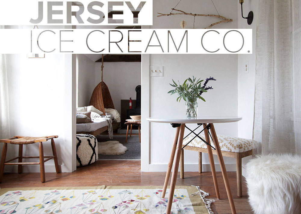 An Upstate New York Guesthouse By Jersey Ice Cream Co
