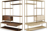 Bay Bookshelf by Julian Chichester | Lonny.com