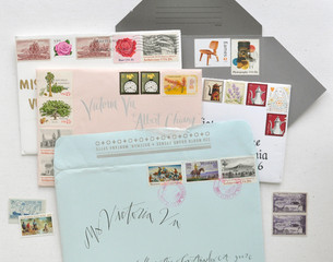 The Finishing Touches For Your Wedding Stationery