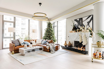 You Need To See The West Elm Holiday House Pop-Up In NYC